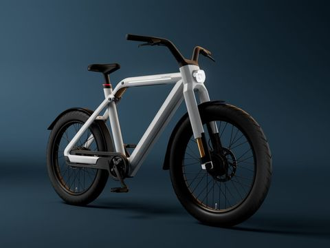 VanMoof's new V e-bike is its fastest ever