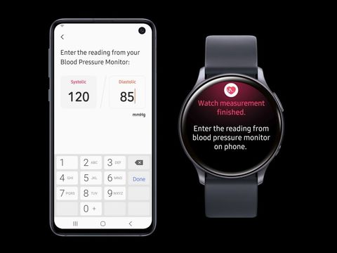 Samsung's blood pressure measurement on smartwatches still a have long way to go