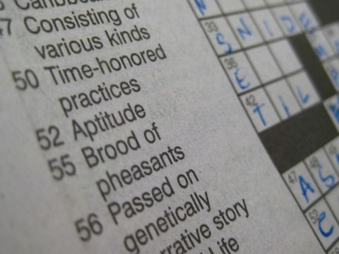 PSA: collaborative NYT crosswords return to Twitch over the holiday weekend
