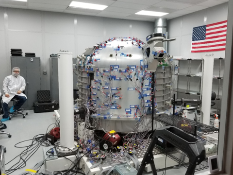 The first commercial airlock is heading to the International Space Station later this year