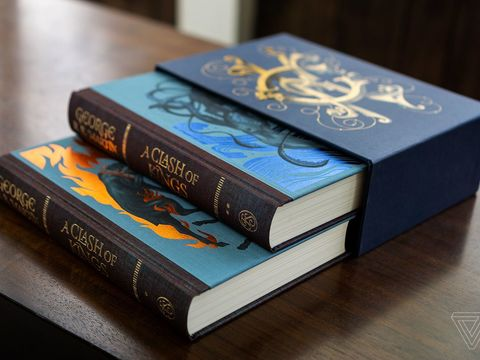 How The Folio Society designs its gorgeous collector's editions of Game of Thrones