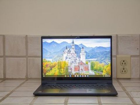 Lenovo ThinkPad C13 Yoga Chromebook review: a Chromebook for grown-ups