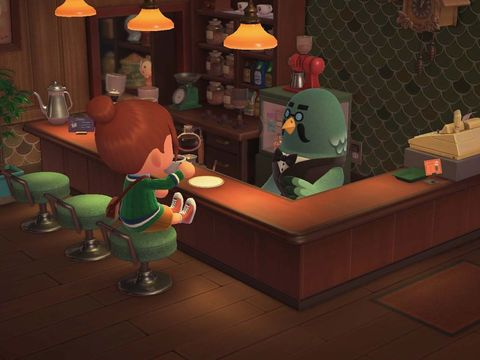 Animal Crossing is getting a big update and paid DLC on November 5th