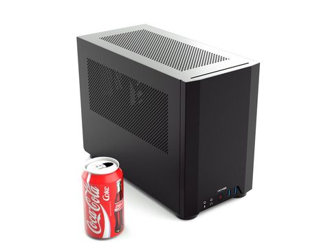 The Ncase M1, a crowdfunded marvel of a PC case, has been discontinued