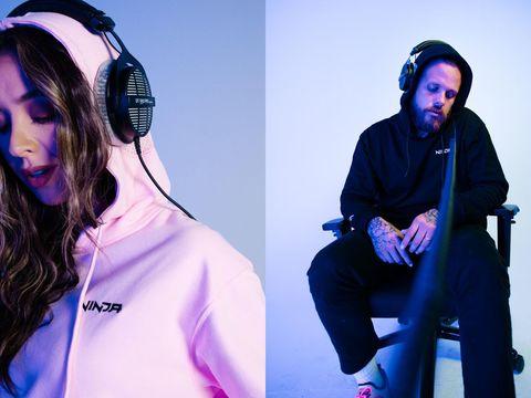Ninja's newest gamer hoodie features a 'patent-pending' headphone-compatible hood