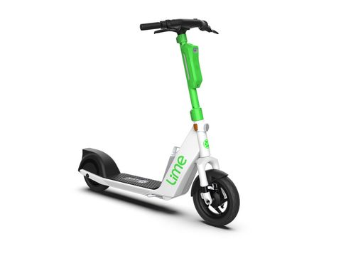 Lime unveils next-gen scooter as it continues to inch toward profitability