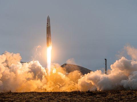 Small satellite launcher Astra identifies cause behind strange sideways rocket launch