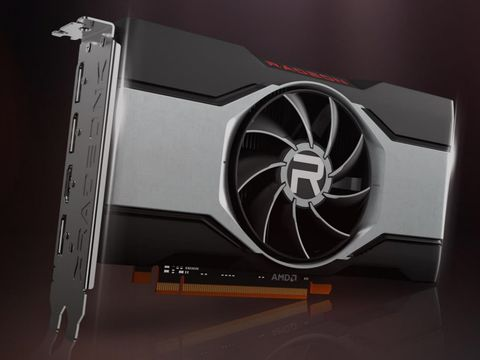 AMD Radeon RX 6600 official: 1080p for $329, at retail any moment now