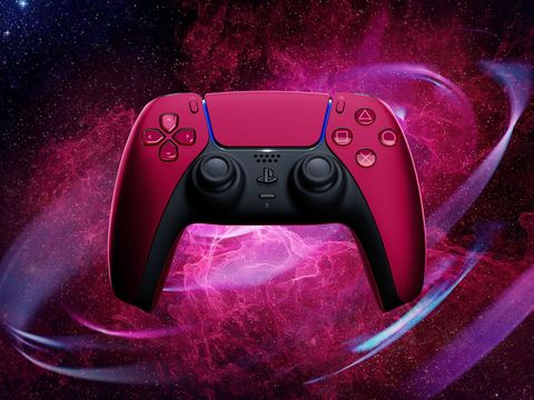 Where to preorder the new black and red DualSense controllers for the PS5