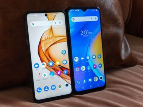 TCL's budget 20S and 20SE phones beat expectations
