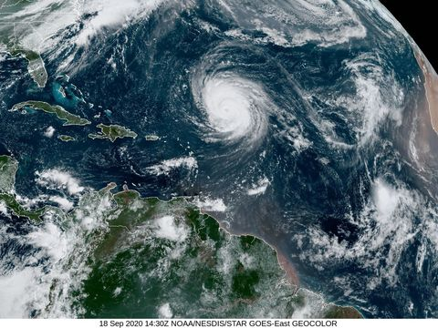 Tropical Storm Wilfred broke a record as soon as it formed