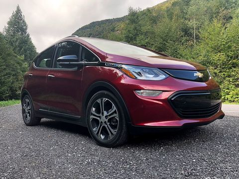 Chevy Bolt recall will be paid for by battery supplier LG Electronics, GM says