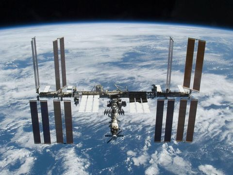 Production company aims to film space reality TV show, with the winner flying to orbit
