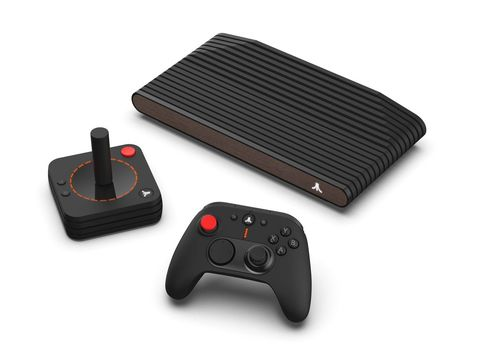 The Atari VCS retro console gets its long-awaited retail release