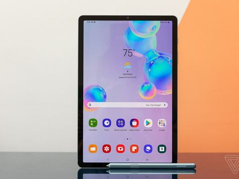 Save on Samsung's Galaxy Tab S6, Pokémon Sword and Shield, and more this weekend