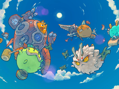 How Axie Infinity is turning gaming on its head