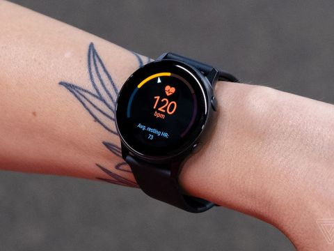 Samsung's Galaxy Active smartwatch is back down to $150, its lowest price