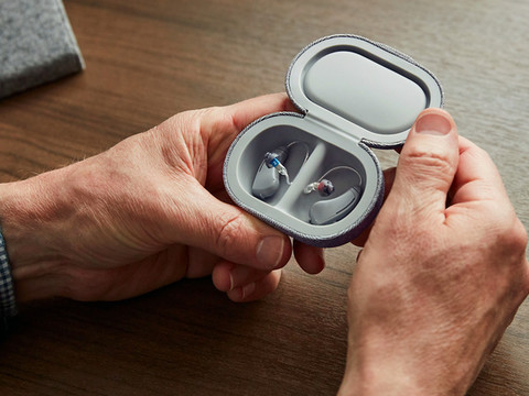 Bose gets into hearing aid business with new FDA-cleared SoundControl hearing aids