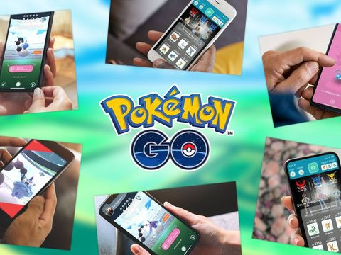 Pokémon Go adds remote raids so you don't have to go outside