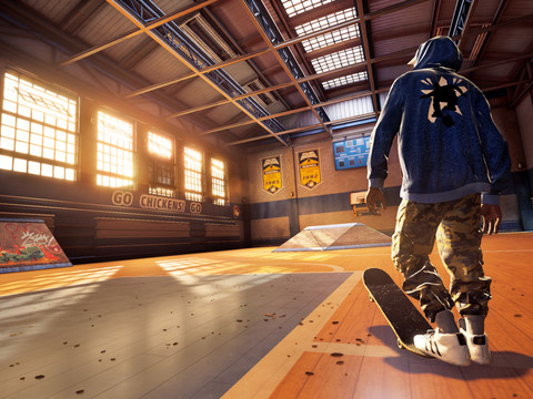 Tony Hawk's Pro Skater 1 and 2 are being remastered for PS4, Xbox One, and PC