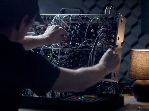Get lost in the sounds of YouTube's growing ambient modular synth community