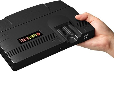The TurboGrafx-16 Mini is a great plug-and-play console that doubles as a history lesson