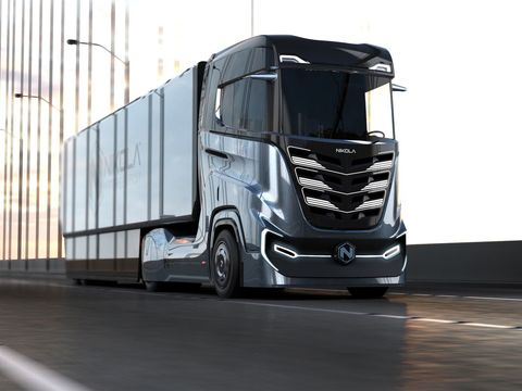 Electric trucking startup Nikola defends itself from short-seller fraud allegations