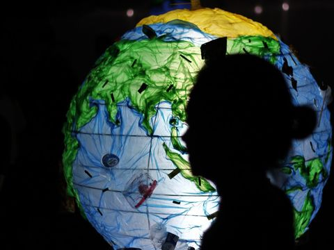 A 72-hour live stream is bringing Earth Day online