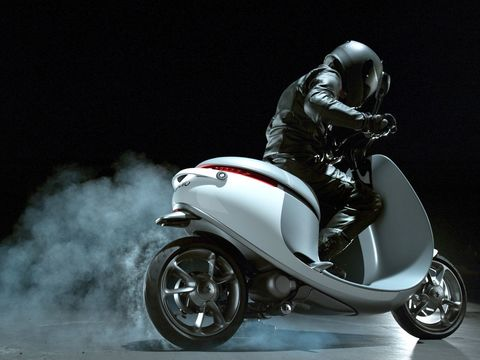 Electric scooter startup Gogoro is going public