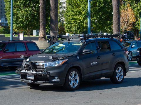 Zoox, citing COVID-19 shutdown, lays off its autonomous vehicle backup drivers