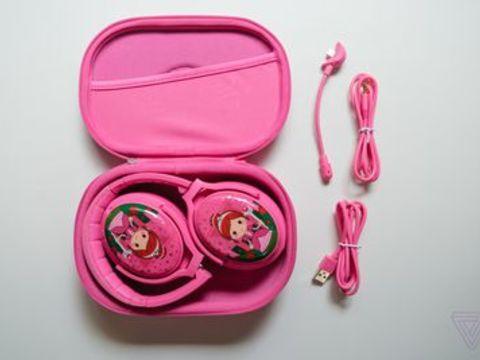 BuddyPhones Cosmos Plus are full-featured travel headphones for kids
