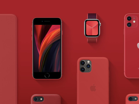 Apple is donating Product Red proceeds to COVID-19 response efforts