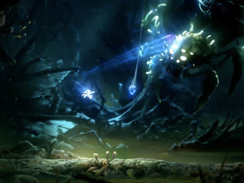 Ori and the Will of the Wisps launches on Nintendo Switch today