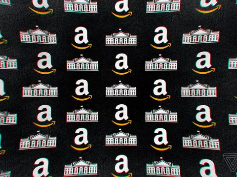 Amazon says it's a victim of Trump admin's 'personal vendetta' after landing on counterfeit list