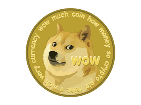Dogecoin is on a run, has escaped the yard, and is headed to the moon