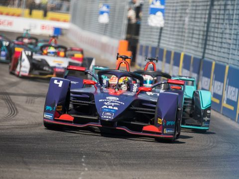 Formula E nearly turned a profit during the pandemic