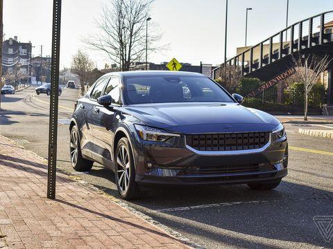 Electric car company Polestar is going public via SPAC