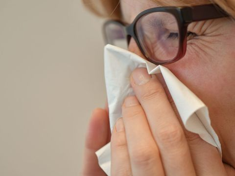 The common cold was rare during 2020 — but it's having a resurgence