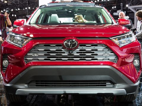 Toyota is quietly pushing Congress to slow the shift to electric vehicles