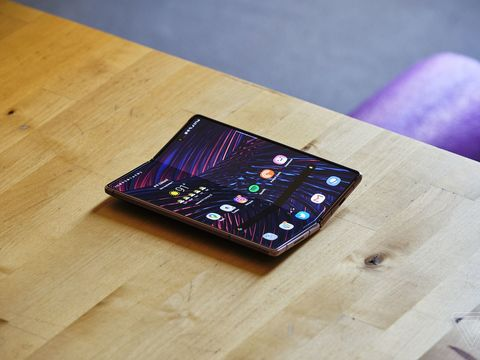 Samsung's Galaxy Z Fold 2, Tab S7, and Tab S7 Plus are available now