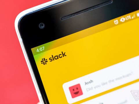 Slack is testing a major redesign of its Android app with new navigation bar