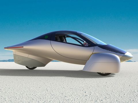 Aptera and its solar car are back from the dead