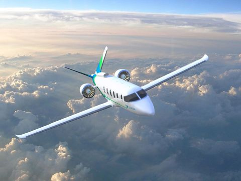Failed electric jet startup Zunum sues Boeing for fraud and misuse of trade secrets