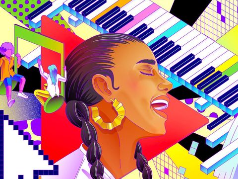 Next Gen Favorites: the Alicia Keys Tiny Desk concert