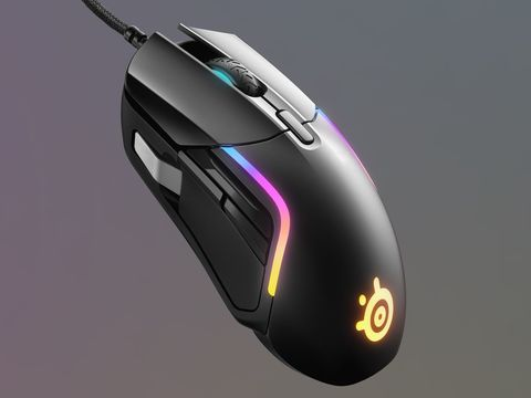 SteelSeries' budget-friendly Rival 5 is packed with buttons