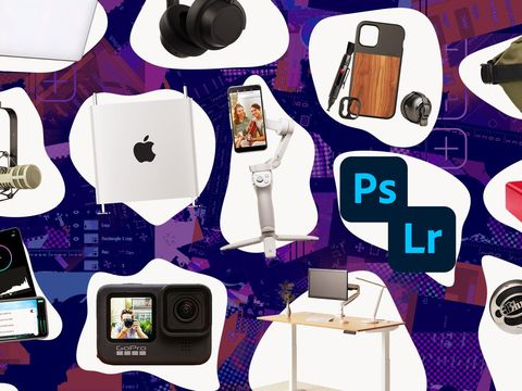 The Verge holiday gift guide for creators