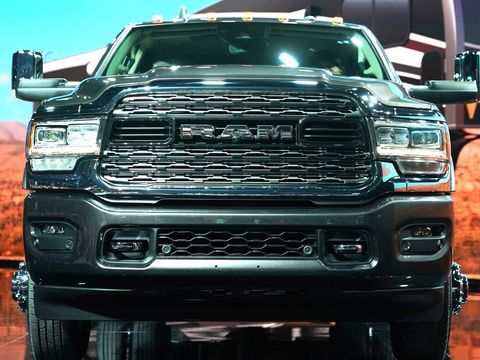 Fiat Chrysler is recalling 365,000 vehicles for backup camera issue