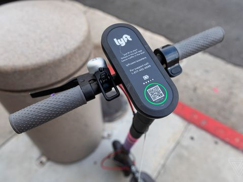 Lyft is offering free e-scooter trips to health care workers fighting COVID-19