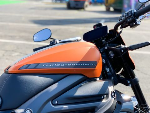 Harley-Davidson spins out LiveWire as its own electric motorcycle brand