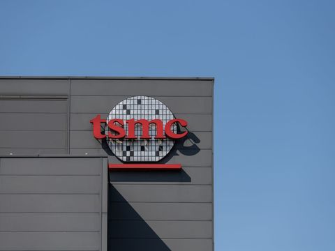 TSMC's revenues surge as it warns chip shortage will continue into next year